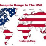 Mosquito Range In The USA 2019